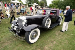 1931 Chrysler GG Imperial Victoria Convertible by Waterhouse won Best of Show American at the 2007 Meadow Brook Concours d'Elegance