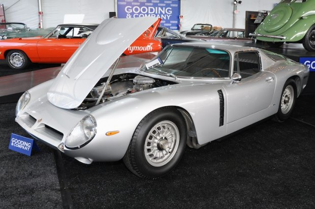 <strong>1965 Bizzarrini 5300 GT Strada – Sold for $445,500 versus pre-sale estimate of $400,000 - $500,000.</strong>