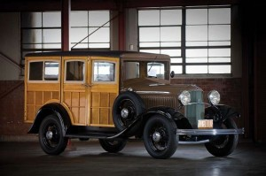 Nick Alexander Woodie Collection to be sold at RM Auctions' Sports & Classics of Monterey