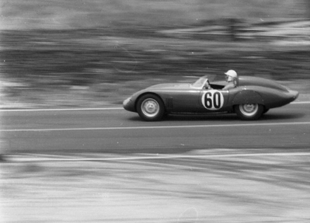The OSCA 750S of Alejandro and Isabelle De Tomaso was 8th overall and won the class.