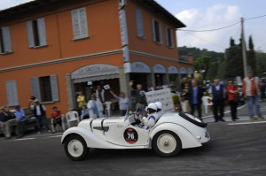 2009 Mille Miglia Storica BMW