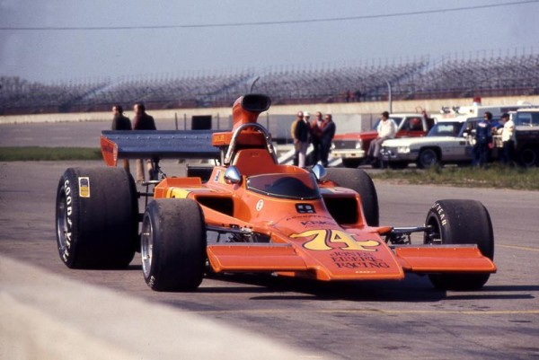 Lola T330 F5000 at Michigan International Speedway