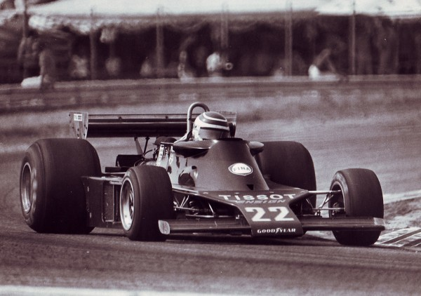 Nelson Piquet Ensign F1