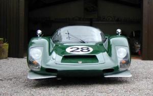 Porsche 906 Front