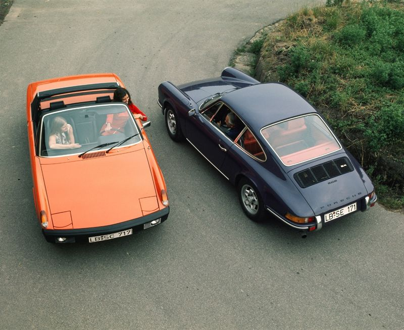 Porsche Celebrates 40th Anniversary Of 914 Photo Gallery