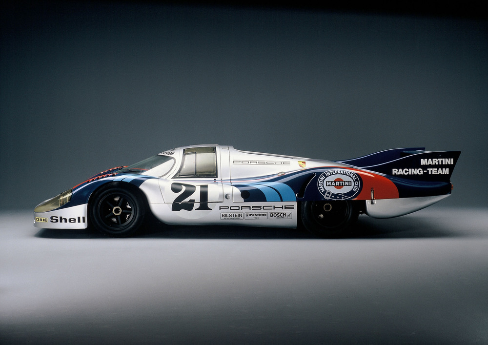 Porsche 917 Turns 40 Porsche 917 Photo Gallery