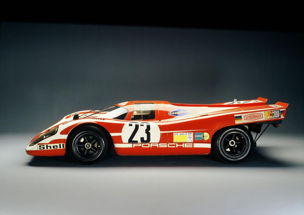 Team Salzburg Porsche 917K