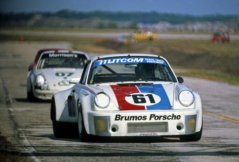 Legacy of a Legend - Brumos Porsche