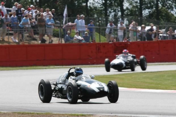 Winner of the Pre-1966 Grand Prix Class