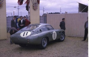 Project 212 at Le Mans, 1962 - Courtesy of Brian Joscelyne