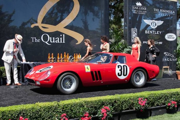 <strong>50 Years of Daytona International Speedway </strong> - 1964 Ferrari 250 GTO/64 owned by John McCaw