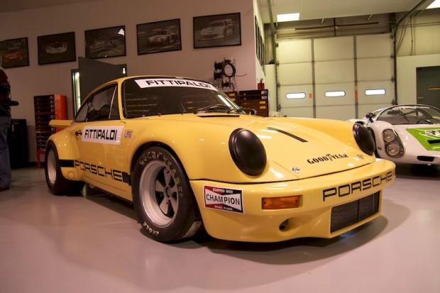 1973 Porsche 911 RSR IROC, Fittiapaldi