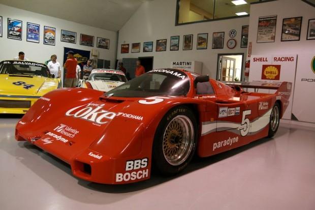 Coke Porsche 962 Bob Akin