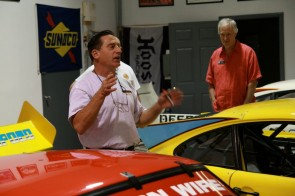 Dave Brown, owner of RennGruppe Motorsports