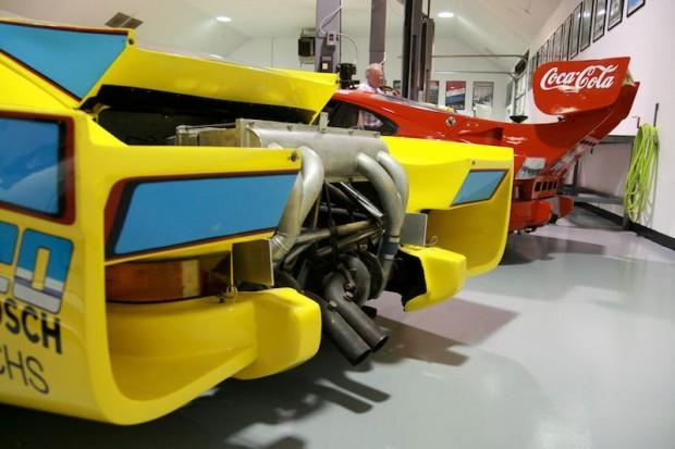 El Salvador Porsche 935 K3