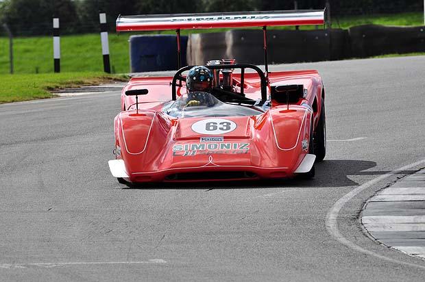 Richard Dodkin's superb Lola T163 Spyder