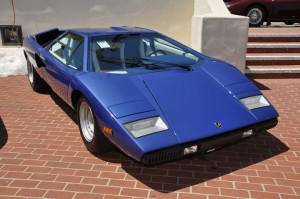 <strong>1976 Lamborghini Countach LP400 – Did not sell at high bid of $315,000 versus pre-sale estimate of $350,000 - $400,000.</strong>