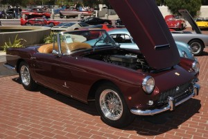 <strong>1959 Ferrari 250 GT Series II Cabriolet -  Sold for $385,000 versus pre-sale estimate of $350,000 - $450,000.</strong>