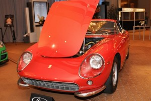 <strong>1965 Ferrari 275 GTB – Sold for $605,000 versus pre-sale estimate of $575,000 - $675,000.</strong>