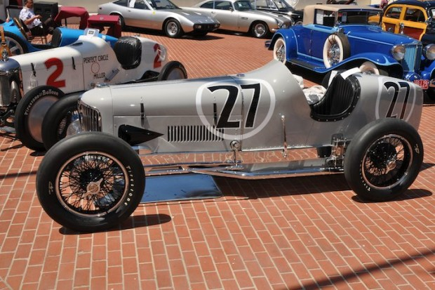 <strong>1931 Miller V16 Racing Car – Sold for $600,000 versus pre-sale estimate of $600,000 - $1,000,000.</strong>Only V16-engined Miller racing car ever built.