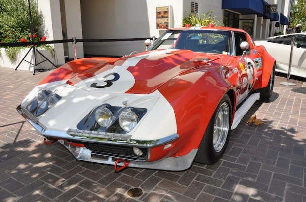 <strong>1968 Chevrolet Corvette L88 Race Car – Sold for $572,000 versus pre-sale estimate of $500,000 - $700,000.</strong> Ex-Scuderia Filipinetti Le Mans; raced at Le Mans five times, winning its class twice.