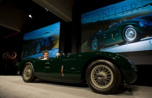 2009 Sports & Classics of Monterey Auction Results; picture credit, Darin Schnabel / RM Auctions