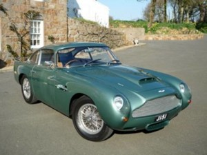 Salon Prive Aston Martin