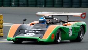 1970 McLaren M8C of Tony Garmey