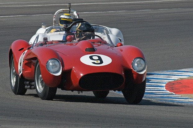 David Love - 1958 Ferrari 250TR
