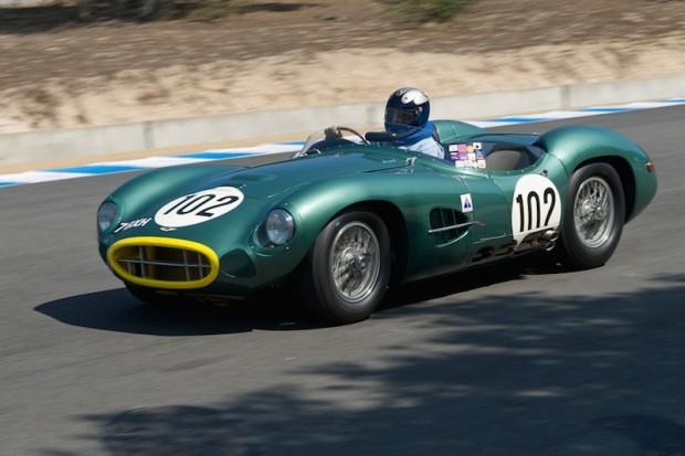 Gregory Whitten - 1957 Aston Martin DBR2