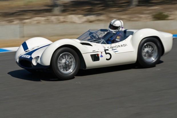 Carl Moore - 1960 Maserati Tipo 61 'Birdcage'