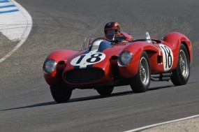 Jon Shirley - 1957 Ferrari 250TR