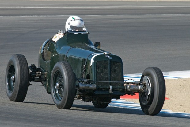 Class winner Paddins Dowling - 1934 ERA