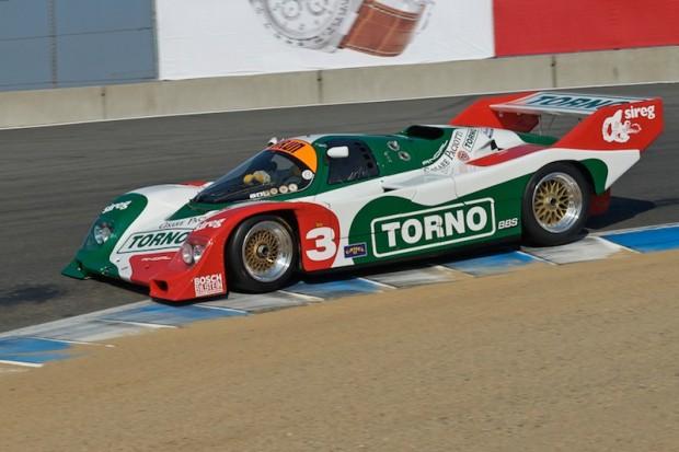 Ernie Spada - 1985 Porsche 962