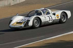 Jeff Zwart - 1966 Porsche 906