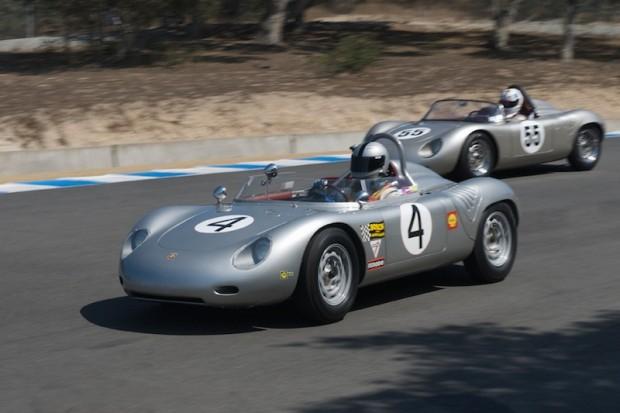 Bill Lyon - 1960 Porsche RS-60