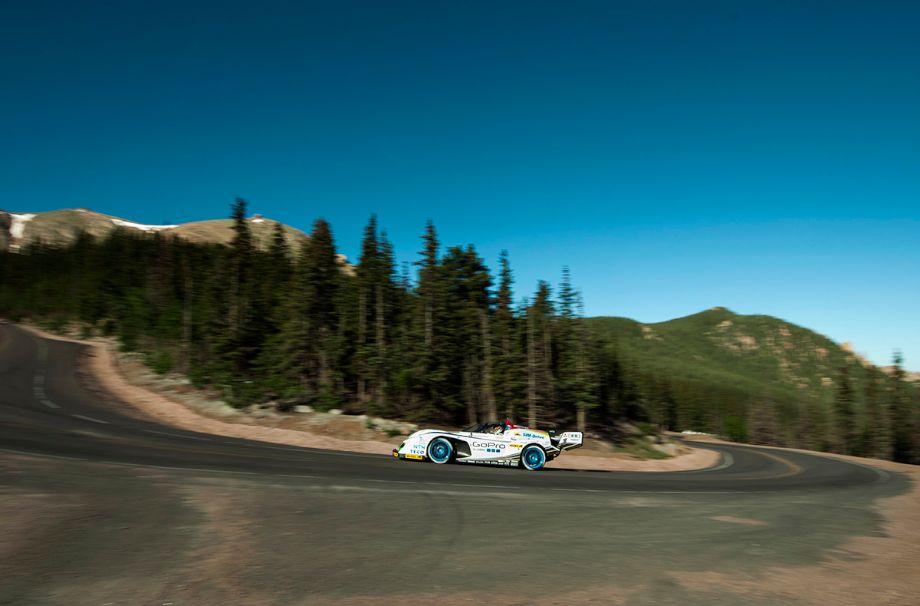 2013 E-RUNNER Pikes Peak Special - Nobuhiro Tajima