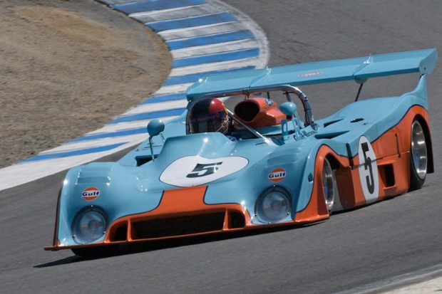 Chris MacAllister - 1972 Mirage M6