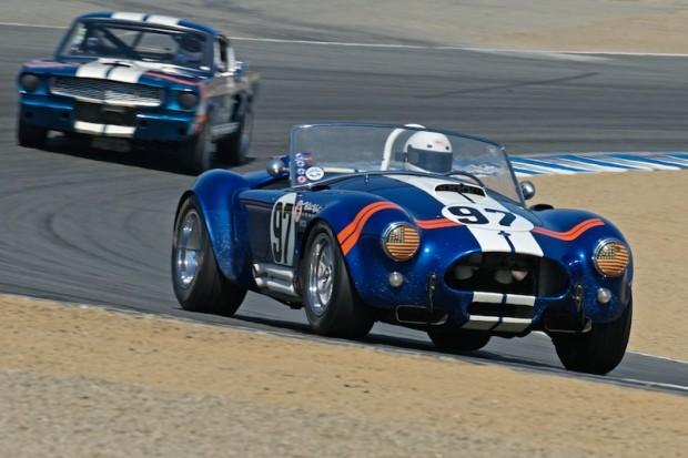 Steve Park - 1962 Shelby AC Cobra