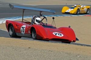 Brian Blain - 1968 Lola T163