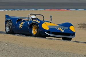Patrick Ryan - 1967 Lola T70 Mk III