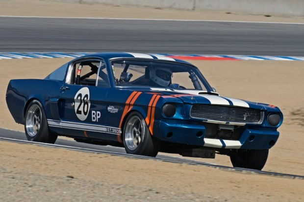 Len Gobel - 1966 Shelby GT350