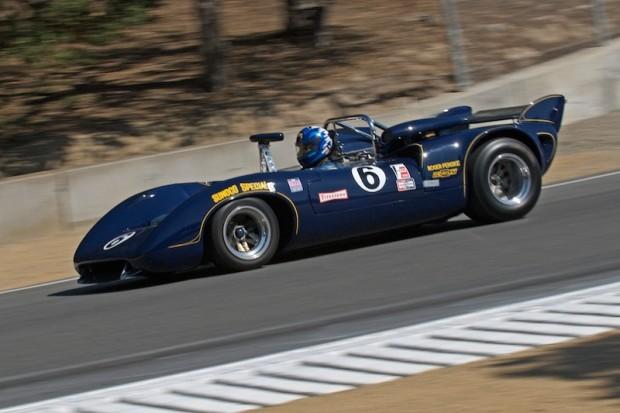 Patrick Hogan, 1967 Lola T70 MK III