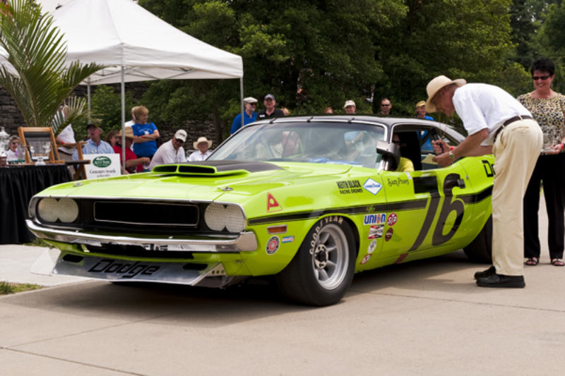 Austin Auction Gallery >> 1970 Dodge Challenger R/T Trans-Am - Sports Car Digest - The Sports, Racing and Vintage Car Journal