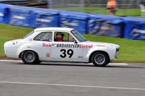 Tice and Conoley Ford Escort Mk 2 failed to finish