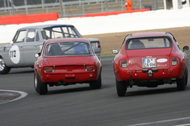 Under Two Liter Touring Cars