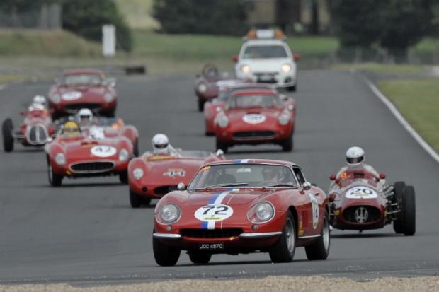 Gregory Noblet, Ferrari 275 GTB, Shell Ferrari Historic Challenge