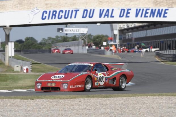 Group B Winning Ferrari 512 BB LM of Mister John of B