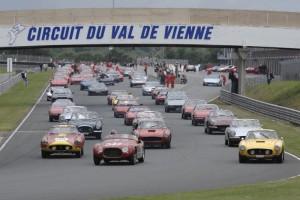 Shell Ferrari Historic Challenge Parade
