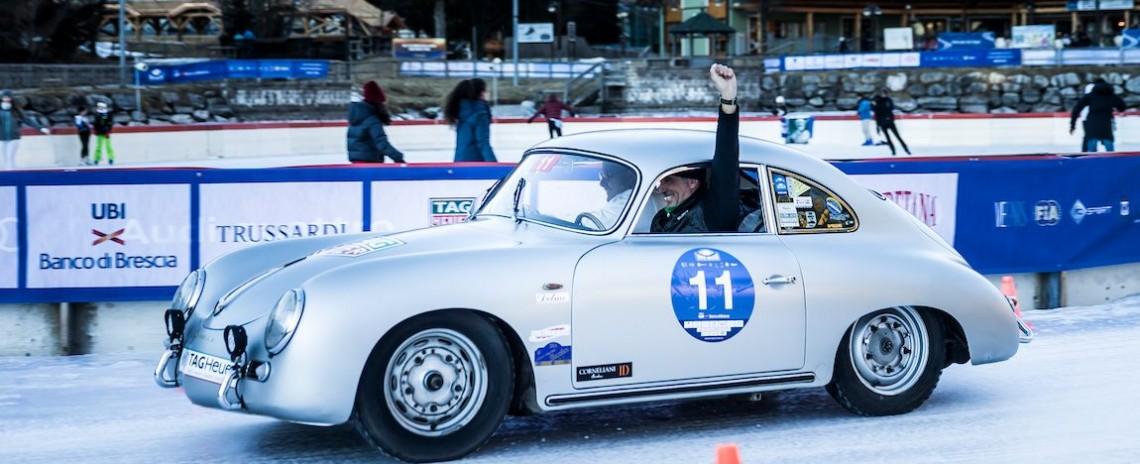 1955 Porsche 356A Coupe